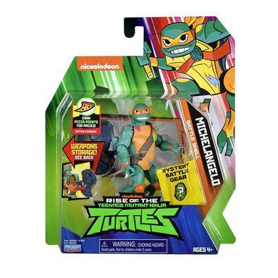 Teenage Mutant Ninja Turtles Michelangelo Battle Shell