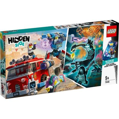 LEGO Hidden Side Phantom Fire Truck 3000 70436