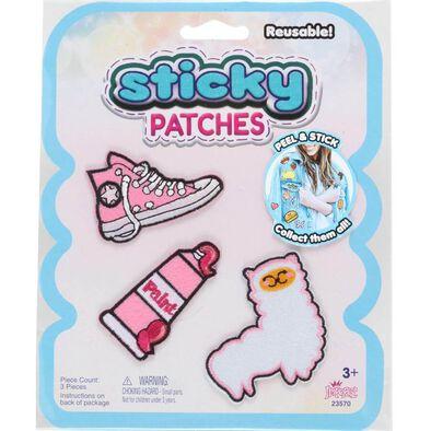 Sticky Patches Alpaca 105