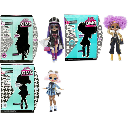L.O.L. Surprise OMG Doll Series 3.8 - Assorted