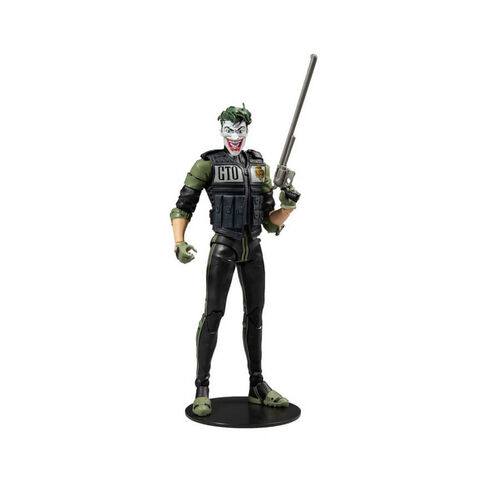 DC Comics 7 Inch White Knight Joker