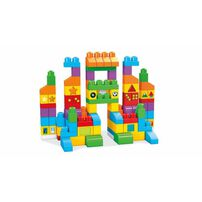 Mega Bloks First Builders Let's Get Learning