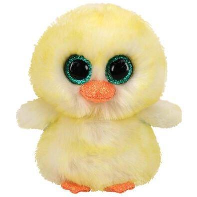 Ty Beanie Boos 6 Inch Regular Size Lemon Drop Chick