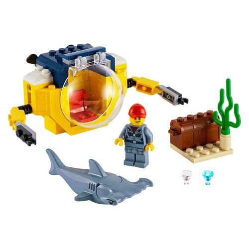 LEGO City Oceans Ocean Mini-Submarine 60263