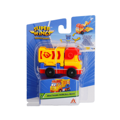 Super Wings Mission Team Build-It-Buddy