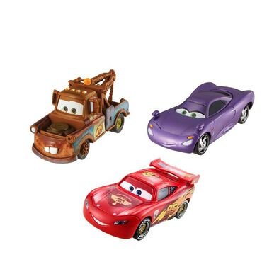 Disney Pixar Cars 2 Diecast Character Vehicle - Assorted