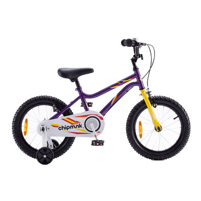 Chipmunk Mk Racer Sport Bike 16 Inch Purple