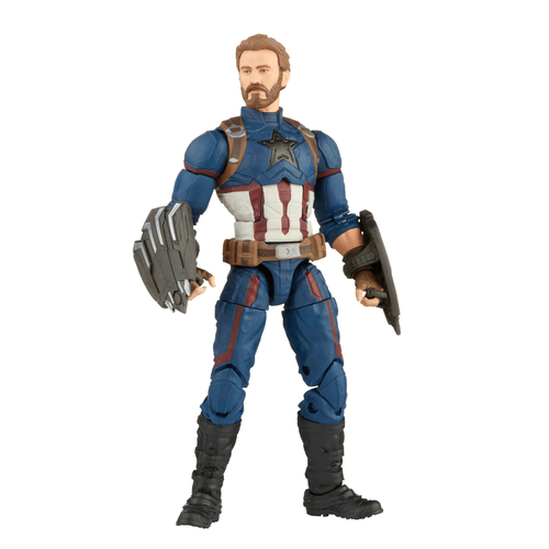 Marvel Legends Series 6 Inch Captain America