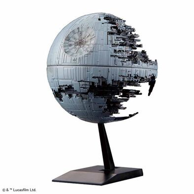 Star Wars Vehicle Model 013 - Death Star II