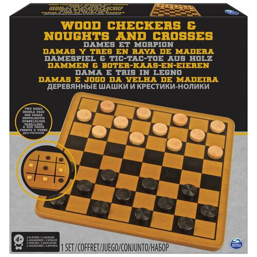 Spin Master Wood Checker