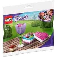 LEGO Friends Chocolate Box & Flower 30411