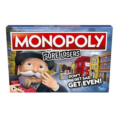 Monopoly: For Sore Losers