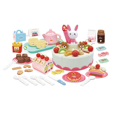 J'adore Mon Chez Moi Bake & Serve Fruit Cake Set