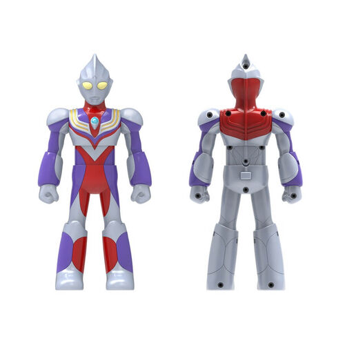 Ultraman Transformation Tiga Multi Type