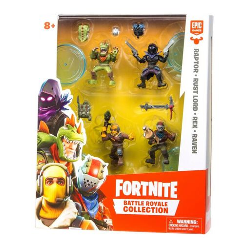 Fortnite Battle Royale Collection Squad Pack