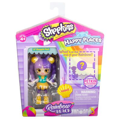 Shopkins Happy Places Lil' Shoppie Pack Isabell