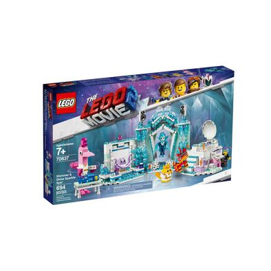 LEGO Movie 2 Shimmer and Shine Sparkle Spa 70837