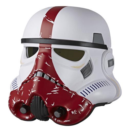 Star Wars The Black Series Incinerator Stormtrooper Electronic Helmet