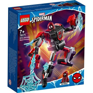 LEGO Marvel Spider-Man Miles Morales Mech Armour 76171