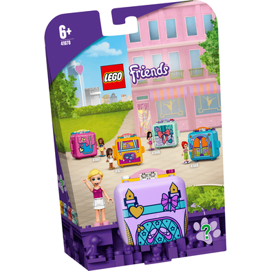 LEGO Friends Stephanie's Ballet Cube 41670
