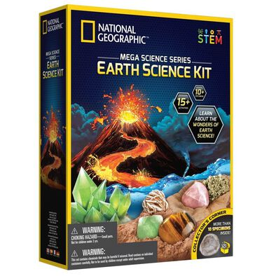 National Geographic Mega Sensory Science Kit