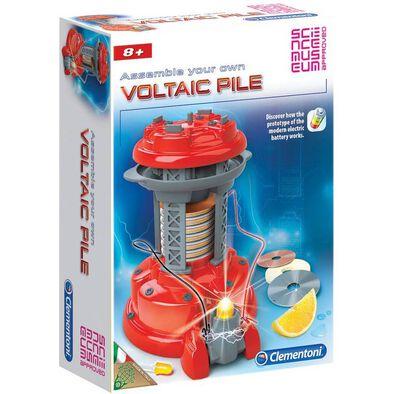 Clementoni Assemble Your Own Voltaic Pile