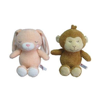 Animal Alley 13 Inch Sleepy Animal - Assorted