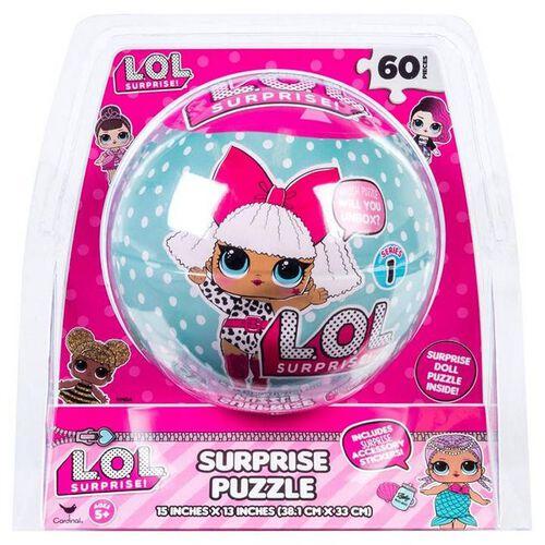 L.O.L. Surprise Puzzle Ball