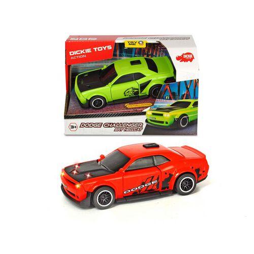 Dodge Challenger Srt Hellcat, 2Asst