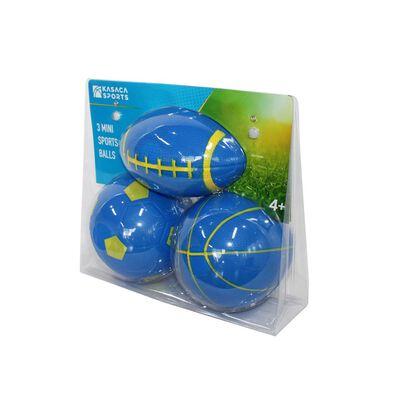 Kasaca 3 Mini Sports Balls