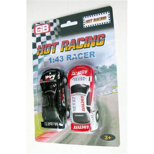 GB Road Race Vehicle 2 Pack