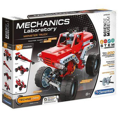 Clementoni Mechanics Laboratory Monster Truck