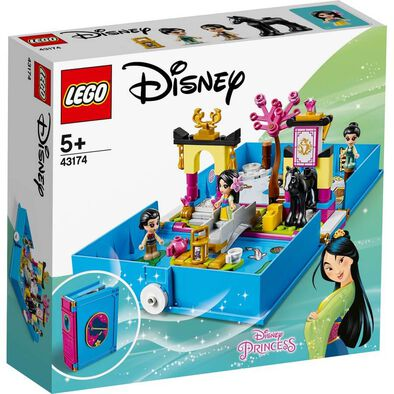 LEGO Disney Princess Mulan's Storybook Adventures 43174