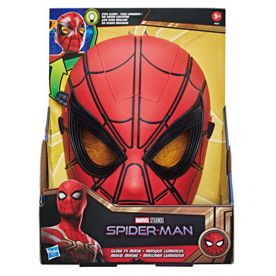 Marvel Spider-Man Glow FX Mask