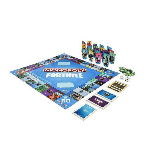 Fortnite Monopoly Game