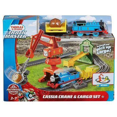 Thomas & Friends Track Master Cassia Crane And Cargo Set