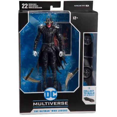 DC Comics Batman 7 Inch Multiverse The Batman Who Laughs