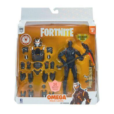 Fortnite Legendary Series Omega Max Level (Orange)