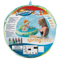 Swim Ways Baby Spring Float With Hat