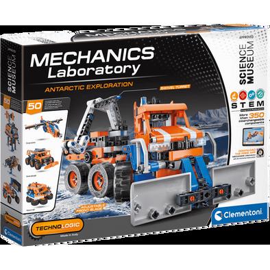 Clementoni Mechanics Laboratory Antarctic Exploration