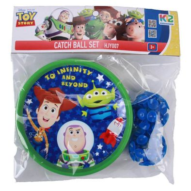 Toy Story Catch Ball Set