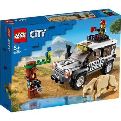 LEGO City Safari Off-Roader 60267