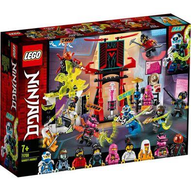 LEGO Ninjago Gamer's Market 71708