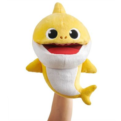 Pinkfong Sound Puppet With Tempo Baby Shark