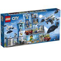 LEGO City Sky Police Air Base 60210