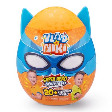 Vlad & Niki Superhero Surprise Egg Blue