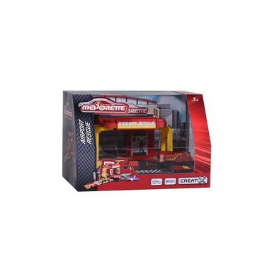 Majorette Creatix Airport Rescue Playset +1 Vehicle