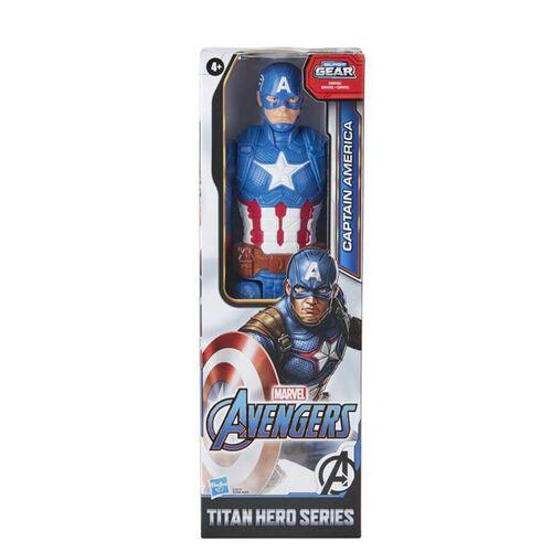 Marvel Avengers Titan Hero Series Titan Hero Power FX Compatible Figure - Assorted