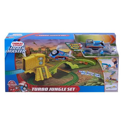 Thomas & Friends Track Master Turbo Jungle Set