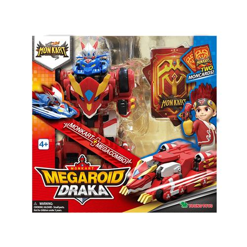 Monkart Megaroid Draka